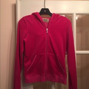 Women's Juicy Couture Velour Hoodie
